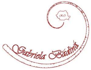 Gabriela Badina logo