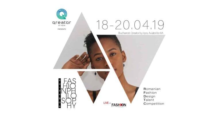 Romanian fashion philosophy 2019 aprilie afis